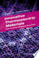 Innovative Thermoelectric Materials