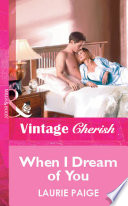 When I Dream Of You  Mills   Boon Vintage Cherish