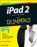 iPad 2 All in One For Dummies
