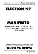 Election 97 Book