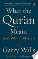 What the Qur an Meant