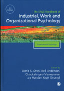 The SAGE Handbook of Industrial  Work   Organizational Psychology  2e  V2