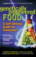 Pdf Genetically Engineered Food Telecharger