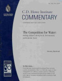 The Competition for Water