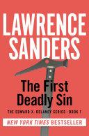 The First Deadly Sin Pdf/ePub eBook