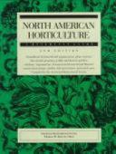 North American Horticulture Book