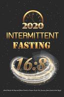 2020 Intermitten Fasting 16 8 Book PDF