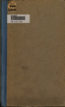 The Book of Normals of Meteorological Elements for the British Isles for Periods Ending 1915