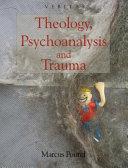 Theology  Psychoanalysis  Trauma