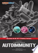 Proceedings of 2nd International Conference on Autoimmunity 2017 Book