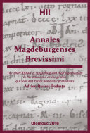 Annales Magdeburgenses Brevissimi