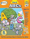 Hooked on Phonics Pre-K ABCs Premium Workbook