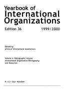 Annuaire Des Organisations Internationales - Band 4 - Seite 407