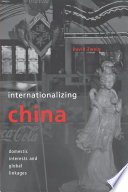 Internationalizing China