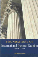 Foundations of International Income Taxation