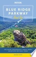 Moon Blue Ridge Parkway Road Trip Book