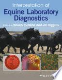 Interpretation of Equine Laboratory Diagnostics Book