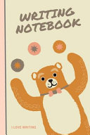 Writing Notebook for Kids