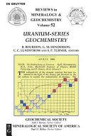 Uranium Series Geochemistry Book PDF