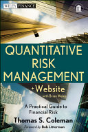 Quantitative Risk Management, + Website