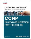 CCNP Routing and Switching SWITCH 300-115 Official Cert Guide Pdf/ePub eBook