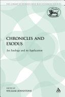Chronicles and Exodus Pdf/ePub eBook