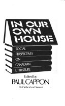 In Our Own House Book