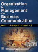 Organisation   Management And Business Communication