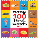 Baby 100 First Words V 4 Book PDF