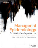 Managerial Epidemiology for Health Care Organizations Pdf/ePub eBook