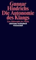 Die Autonomie des Klangs