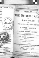 Pdf The Official Guide of the Railways and Steam Navigation Lines of the United States, Puerto Rico, Canada, Mexico and Cuba