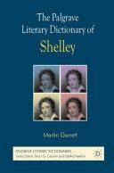 The Palgrave Literary Dictionary of Shelley Pdf/ePub eBook