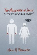 Pdf The Maleness of Jesus