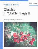 Classics in Total Synthesis II Book