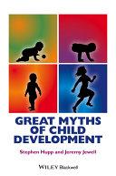 Great Myths of Child Development Pdf/ePub eBook