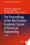 The Proceedings of the 9th Frontier Academic Forum of Electrical Engineering