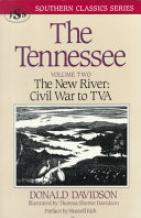 The Tennessee  The new river  Civil war to TVA Book PDF