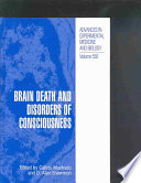 Brain Death and Disorders of Consciousness Book