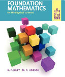 Student Solution Manual for Foundation Mathematics for the Physical Sciences