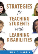 Strategies for Teaching Students With Learning Disabilities Book