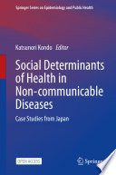 Social Determinants Of Health In Non Communicable Diseases Book PDF