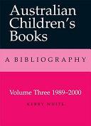 Pdf Australian Children's Books: 1989-2000