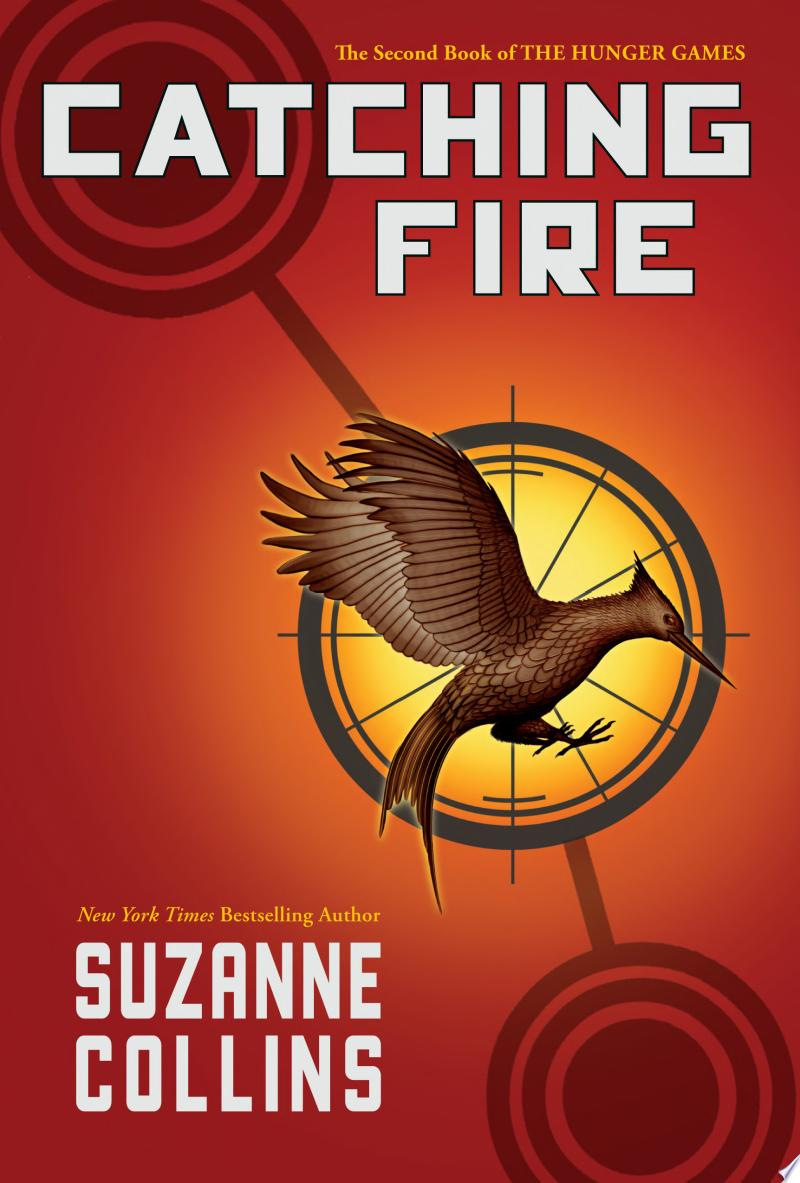 Catching Fire (Hunger Games, Book Two) banner backdrop