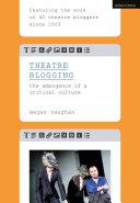 Theatre Blogging