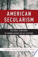 American Secularism PDF
