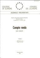 Pdf Compte Rendu Des Debats Telecharger
