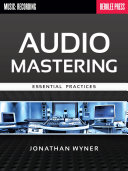 Audio Mastering - Essential Practices Pdf/ePub eBook