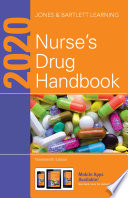 """2020 Nurse's Drug Handbook"" by Jones & Bartlett Learning"