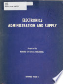 Electronics Administration and Supply